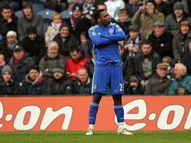 Chelsea impõe-se ao Preston