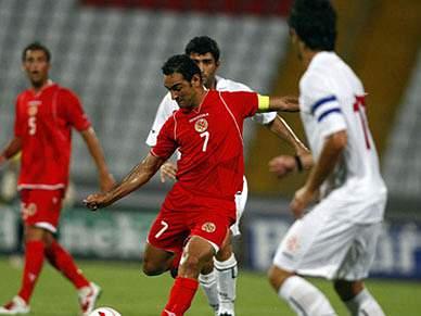 Malta quer marcar primeiro golo em Guimarães