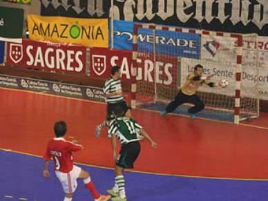 Sporting-Benfica deve ter casa cheia