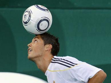 Real Madrid enviou relatórios médicos de Cristiano Ronaldo à FPF