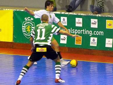 Futsal de luto pela morte de um dos seus fundadores