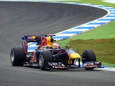 Vettel mais rápido antes da qualificação