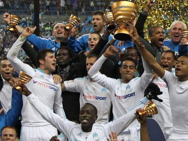 Marselha vence Taça da liga