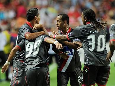 Semana europeia para os clubes portugueses