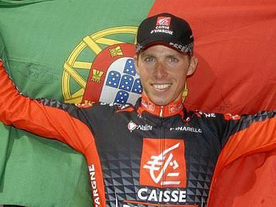 Vaquera vence etapa, Rui Costa mantém 3º lugar