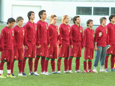 Portugal derrotado pela Espanha em particular