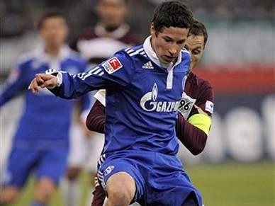 Schalke04 nas meias-finais