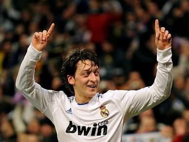 Real Madrid de volta à final