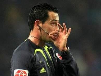 Pedro Proença apita Real Madrid – AC Milan