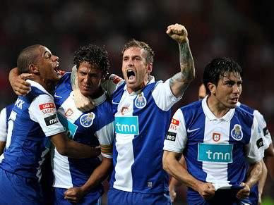 FC Porto é exemplo de organização e liderança