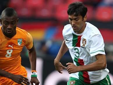Jogo contra a Costa do Marfim foi visto em casa por 2,3 milhões de portugueses