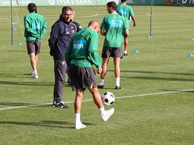 Jogadores portugueses acreditam na qualificação