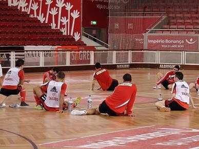 Benfica conquista Torneio Cidade de Fafe