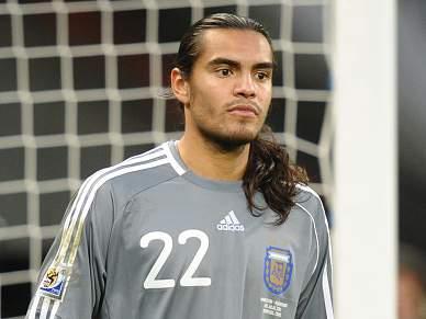 Romero lesiona-se no treino e está em dúvida