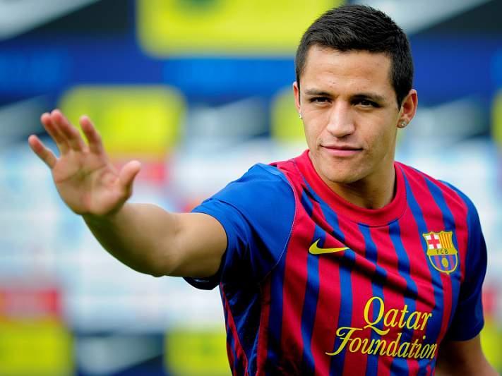 Barcelona recusa proposta de Juventus por Alexis Sánchez