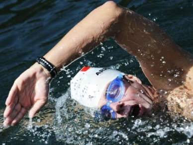Arrobas em mais uma maratona a nado