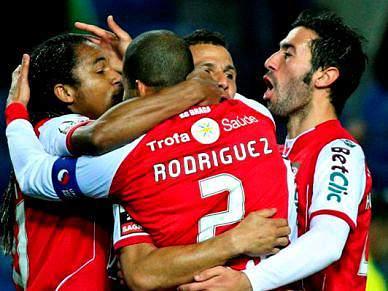 Braga ganha finalmente fora de casa
