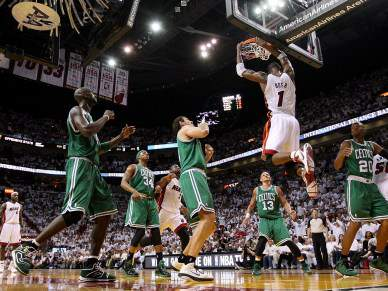 Miami Heat na final da Conferência Este