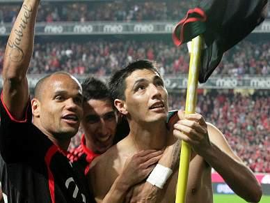 Benfica claramente favorito frente ao Olhanense