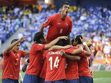 Chile já vence e convence