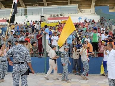 FIFA descarta Indonésia e levanta suspensão ao Iraque