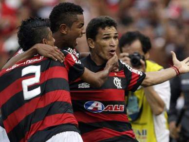 Campeão Flamengo com novo presidente