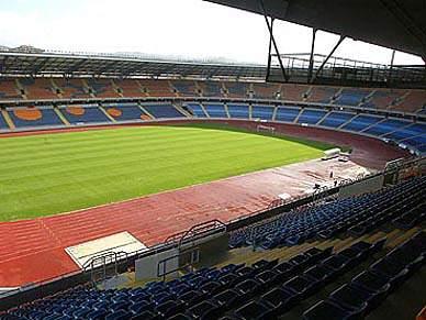 Novo relvado no Estádio Cidade de Coimbra