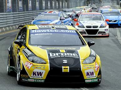 Tiago Monteiro desiste nas duas corridas