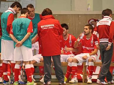 Ausência no play-off custa lugar a Joaquim Brito