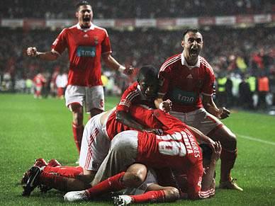 Benfica com um Natal mais feliz