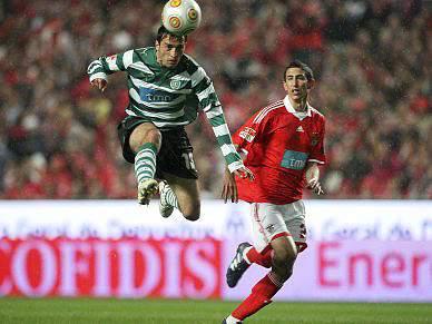 Sporting pressiona Benfica na Luz