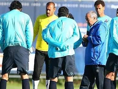 Raul Meireles, Bruno Alves e Farias já treinam sem limitações
