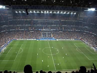 Sheikh árabe quer comprar Real Madrid