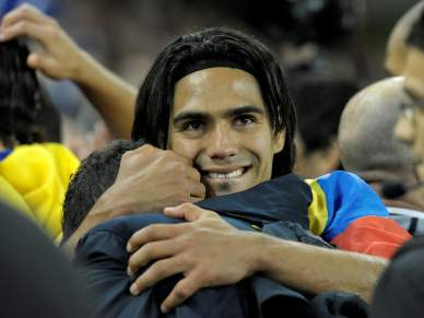 At. Madrid não desiste de Falcao
