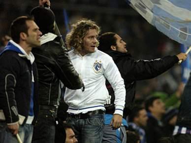Líder de claque do FC Porto reconhece