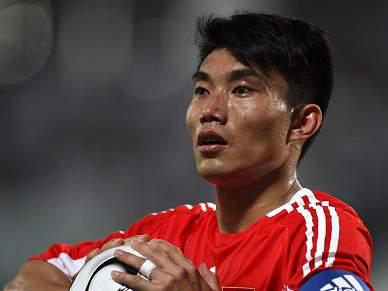 Zhi Zheng é a maior figura da selecção chinesa