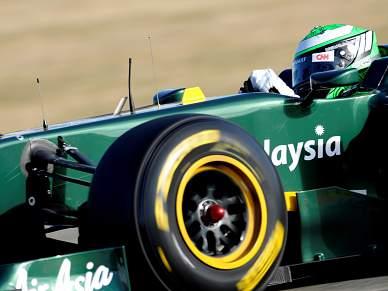 Senna e Heidfeld vão ser testados