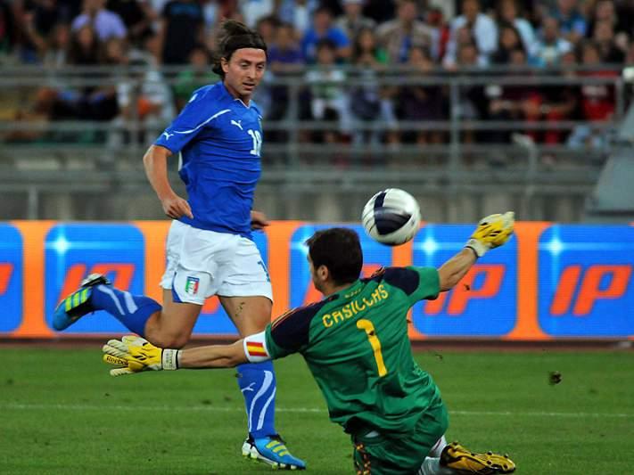 Campeã do Mundo derrotada pela Itália