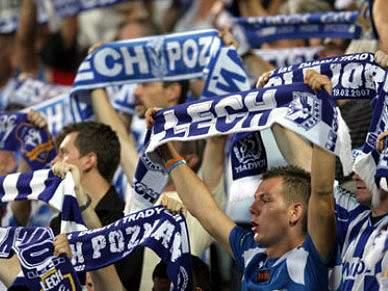 Lech Poznan chega 24 horas antes