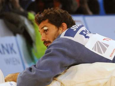 João Pina revalida titulo europeu dos -73 kg