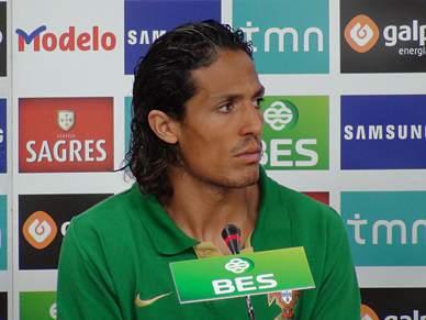 Bruno Alves refuta acusações de Agostinho Oliveira