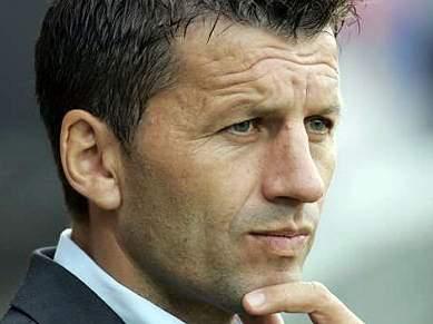 Djukic é o novo treinador