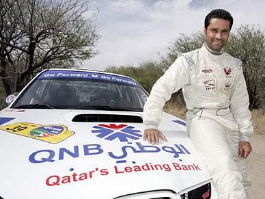 Nasser Al-Attiyah vence nos carros e assume liderança