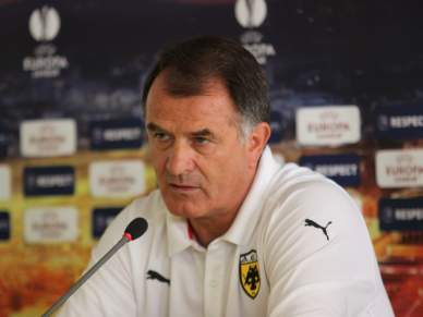 Bajevic abandona AEK pela terceira vez