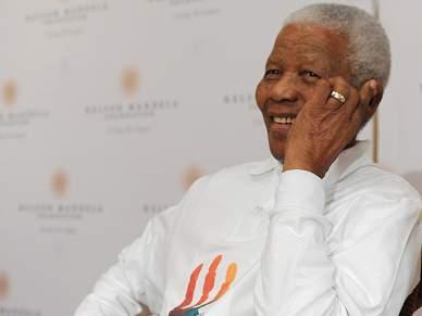 Mandela homenageado em maior aula de Judo