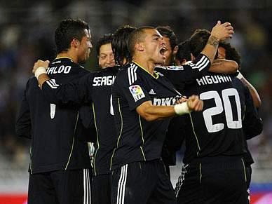 Ronaldo e Dí Maria dão vitória ao Real