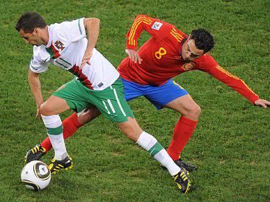 Portugal e Espanha disputam jogo particular em 19 de Novembro