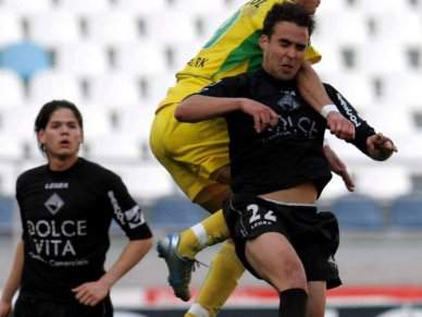 Sarmento assina por duas épocas com o clube do Chipre