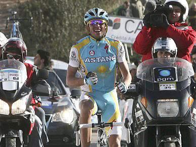 Contador vence pelo segundo ano consecutivo