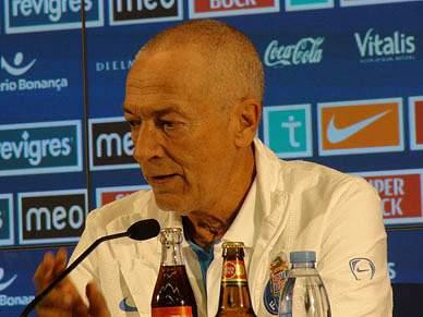 FC Porto feliz com convocatória de Hulk